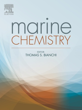 Marine Chemistry Journal Cover